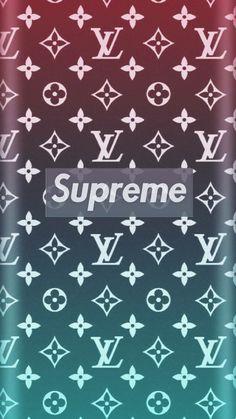 Louis Vuitton Wallpaper Supreme Kadada Org