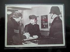 1964 Topps Beatles Card #29 Beatles Movie Hard Days Night