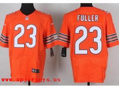 nfl Chicago Bears Kyle Fuller GAME Jerseys
