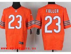 Jerseys NFL Outlet - Nike Chicago Bears #23 Devin Hester Orange Elite Jersey   NFL ...