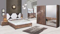 Mirandes Modern Yatak Odası