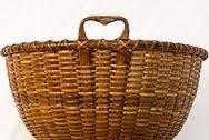 Resultado de imagen para woven baskets with handles