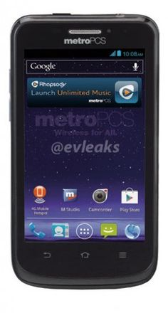 """MetroPCS offer different Android smartphones from ZTE, and soon they'll be adding another one to their lineup. The device pictured below has leaked over on Twitter by @evleaks, and looks to be a mid-range smartphone. The official name seems to be ZTE Avid 4G. The very """"4G"""" in its name already suggests that the device [...]"""