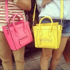 Handbags♡♡♡ #col #designer #trendy #fashion #colors❤❤❤