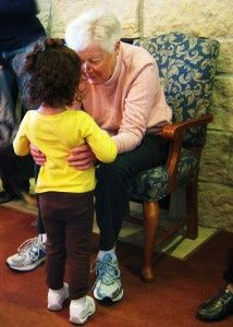 Here are 5 go-to blogs I like to use for intergenerational resources. (2012)