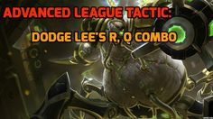 Dodge Lee's RQ combo https://www.youtube.com/watch?v=7nHfpAs8J-Y #games #LeagueOfLegends #esports #lol #riot #Worlds #gaming