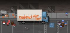 Defend Your Turf per #iPhone e #Android – botte da orbi in salsa tattica!