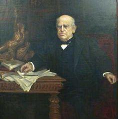 1887. Eugenia Belin Sarmiento: retrato de  Domingo Faustino Sarmiento
