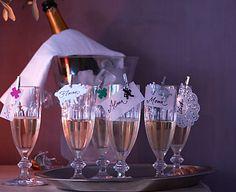 Prosit Neujahr! - Dekoration für die Silvester-Party 1 - [LIVING AT HOME]