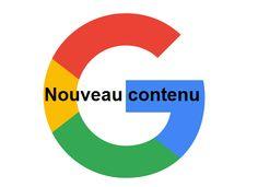 Comment Google s'y prend-il pour référencer un nouveau contenu ?