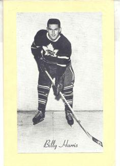 Billy-Harris-1944-64-Group-2-Beehive-44-NHL-Hockey-Photo-Toronto-Maple-Leafs