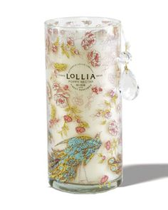 Lollia - Poppy Nectar Tall Luminary