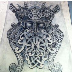 Se det här fotot av @norse_celtic_tattoos på Instagram • 486 gilla-markeringar