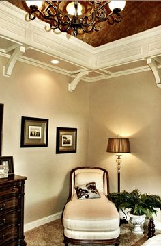 Custom ceiling design and setting by David Weis and Meridian Construction. Homearama. Ca. 2007.  #LouisvilleHomeBuilder #HomeBuildersLouisville #LouisvilleNewHomes #LouisvilleBuilders #Custom #HomeBuilderLouisville #LouisvilleCustomHomeBuilder #CustomHomeBuilder #CustomBuiltHomesLouisville #MeridianConstruction #NortonCommons #DavidWeis #Homearamabuilder