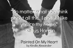 Kindle Alexander - Painted On My Heart