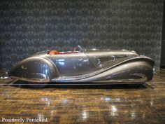 Art deco automobile exhibit Frist Museum Nashville