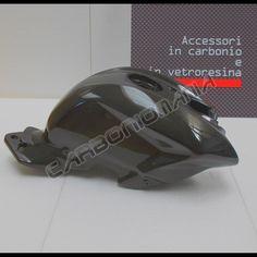 Serbatoio in carbonio per Ducati Streetfighter - cod. MCD065