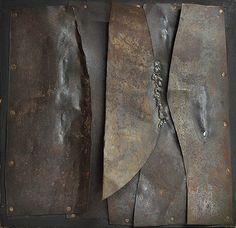 Alberto Burri  Alberto Burri: Form and Matter at the Estorick Collection, London N1 until 7 April 2012