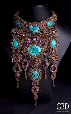 guzel bakeeva | beading farytale of guzel bakeeva | Beads Magic