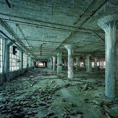 Lugares em ruínas