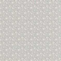 413-58504 Slate Country Floral - Janice - Brewster Wallpaper
