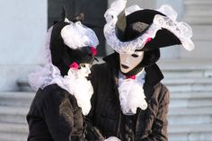 Découvrir le Carnaval de Venise, Italie, Venezia, Italy