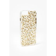 Case Mate Gold Leaf iPhone 6 Case (125 ILS) ❤ liked on Polyvore featuring accessories, tech accessories and case-mate