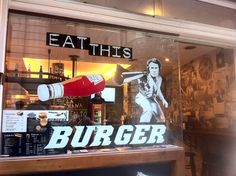 Hands down best burger place in Spain lol
