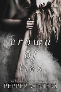 Books,Chocolate and Lipgloss: ❤❤ CROWN of LIES by Pepper Winters 3.5ish Star Review ❤❤