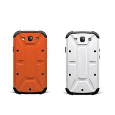 Robot Composite Hybrid Case for Samsung Galaxy S3 i9300(Assorted Colors)  – USD $ 12.99