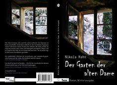 """Die Winterausgabe von """"Der Garten der alten Dame"""" ist die einzige Version, in der es keine Bilder gibt. Für Leser, die """"Text pur"""" lieben."""