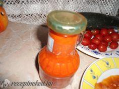 Chilis gulyáskrém házilag