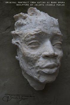 #sculpture#resin#portrait#artist#jolantaizabela#jolantaizabelapawlak#exhibition#Netherlands#