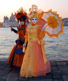 Venice Carnival, Italy - Great costumes images