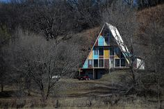 Colorful A-Frame