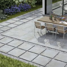 backyard remodel Tips, methods, also guide beneficial to receiving the absolute best end result as well as creating the maximum use of Woodchips Landscaping Garden Tiles, Patio Tiles, Outdoor Tiles, Outdoor Decor, Backyard Patio, Backyard Landscaping, Landscaping Ideas, Paving Ideas, Garden Spaces