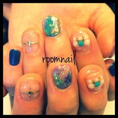 "「 room new nail♡ 」の画像|room nail "" art gallery "" |Ameba (アメーバ)"