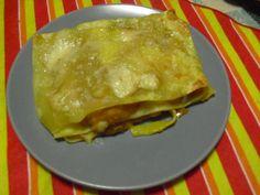 Lasagne zucca e formaggio al curry, ricetta vegetariana