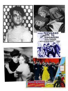Ramon Novarro ~ The Red Lily (1924) & Road to Singapore (1928) Joan Crawford $6.99 FREE ship