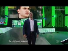Shane McMahon 1st Custom Entrance Video Titantron - YouTube