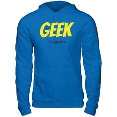 Geek Hoodie Vendor:  Gildan          Type:  Pullover Hoodie          Price:              34.99                          Geek Hoodie    All printing takes place in the USA.    #Hoodie #fun #Geek #ShopOnline #StunningPresents    Material     50% Cotton / 50% Polyester Fleece    Sizing table      in inches  S  M  L  XL  2XL  3XL  4XL  .. https://www.stunning-presents.com/products/geek-hoodie
