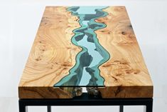 To know more about Greg Klassen Furniture Maker elm river console table, visit Sumally, a social network that gathers together all the wanted things in the world! Featuring over 3 other Greg Klassen Furniture Maker items too! Wooden Furniture, Cool Furniture, Furniture Design, Furniture Ideas, Tree Furniture, Glass Furniture, Studio Furniture, Furniture Logo, Furniture Inspiration