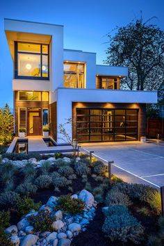 Ultra-sleek modern property: The Dwell On Despard #Modern Homes
