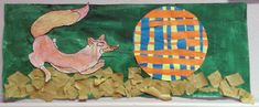 Roule galette - composition plastique galette et renard Gallette Des Rois, Gnomes, Activities For Kids, Bird, Christmas Ornaments, Holiday Decor, Composition, Painting, Images