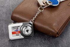 X6 Mini DV Mini DVR Camera Recorder Video Camera Mini Camcorder Sports DV/Camera Sale-Banggood.com