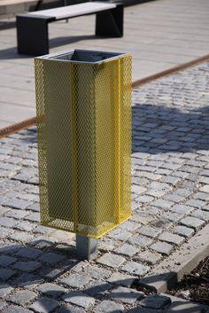 Exterior bins      nanuk Litter bin   mmcité. Check it on Architonic