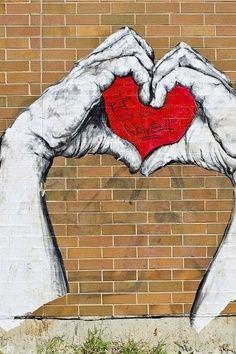 LISTO London graffiti.