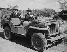 "Historic Photos of Toledo - Jeeps of Toledo 1940. An excerpt from ""Historic Photos of Toledo"" by Gregory M. Miller"