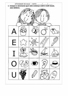 Vocales Bilingual Classroom, Bilingual Education, Education English, Kids Education, Alphabet Activities, Preschool Activities, School Worksheets, Spanish Worksheets, Teaching Spanish