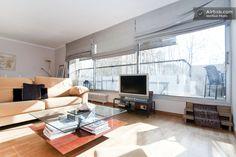 Lovely apartment,  200m from beach,  plenty room, £100 per night